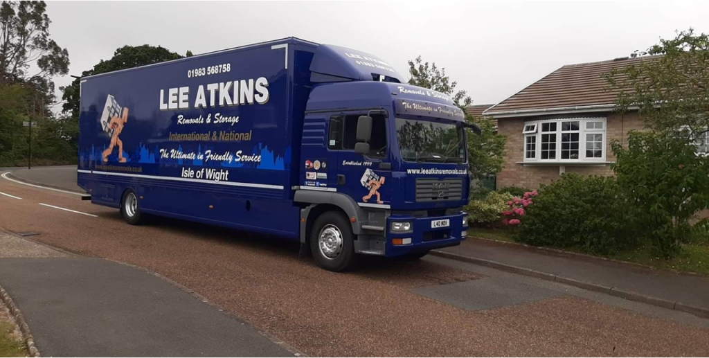 Removal Services for Businesses in the Isle of Wight